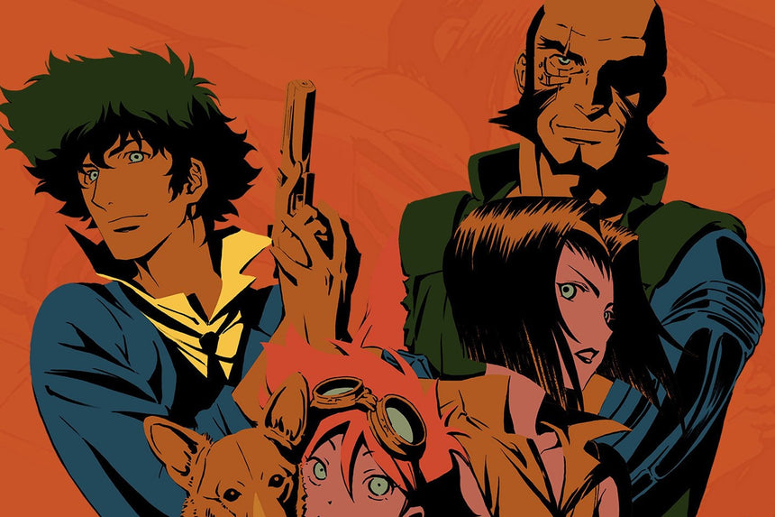 Cowboy Bebop Artwork