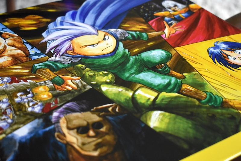 Gunstar Heroes Artwork