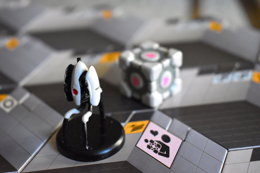 Image taken from the Portal Board Game