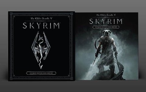 The Elder Scrolls V: Skyrim – Ultimate Edition Vinyl Box Set