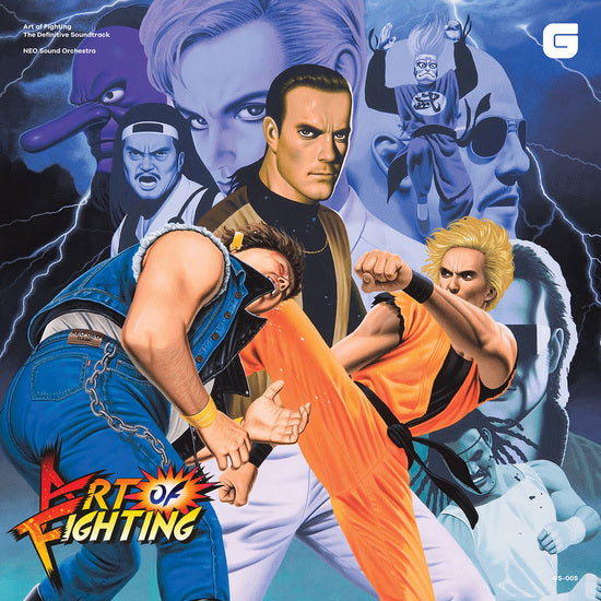 Art of Fighting - The Definitive Soundtrack LP