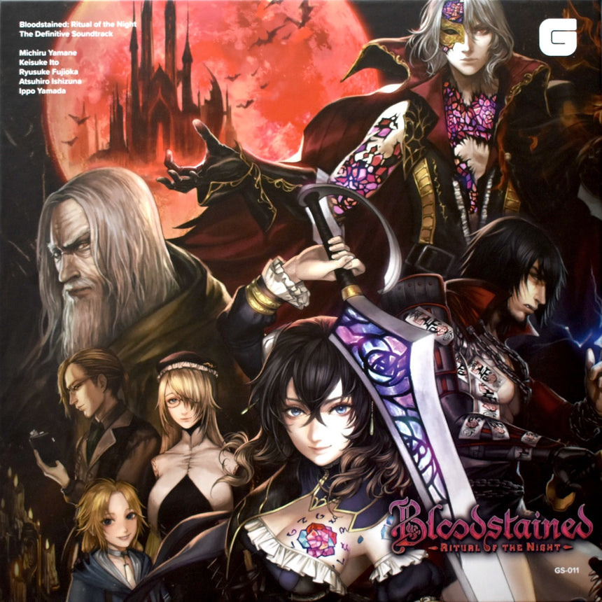 Bloodstained: Ritual of the Night - The Definitive 4xLP Soundtrack