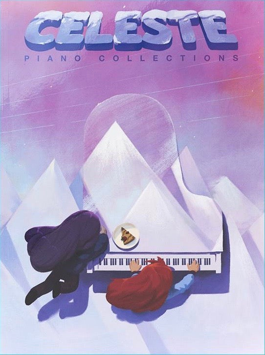 Celeste Piano Collections (Physical Sheet Music Book)