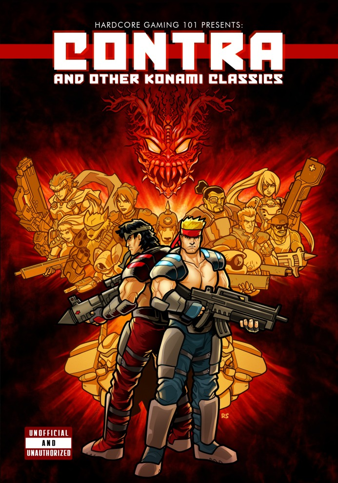 Contra and Other Konami Classics
