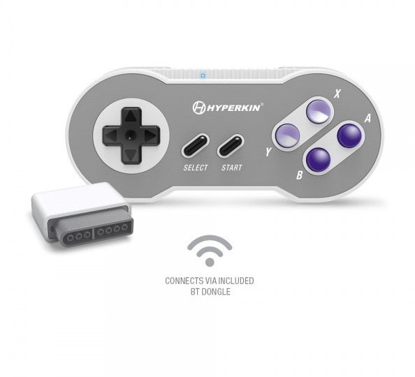 Scout Premium BT Controller for Super NES®/ PC/ Mac®/ Android