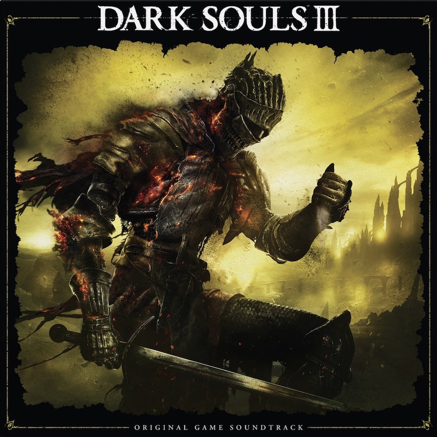 Dark Souls III Original Game Soundtrack 2xLP