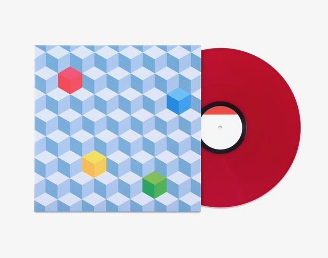 Death Squared Vinyl Record Soundtrack