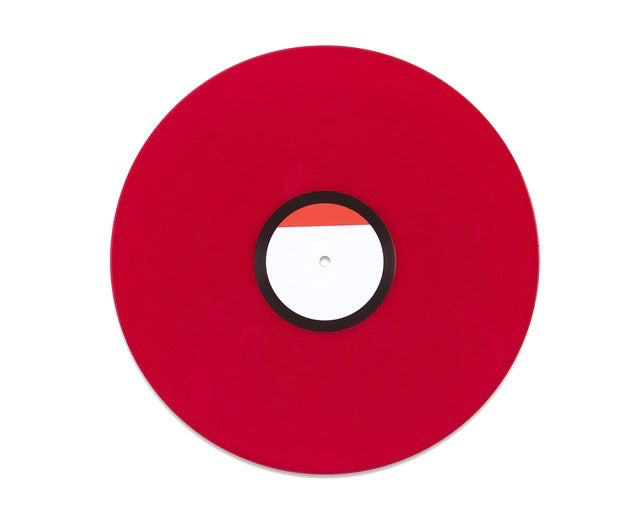 Death Squared Vinyl Record Soundtrack red vinyl