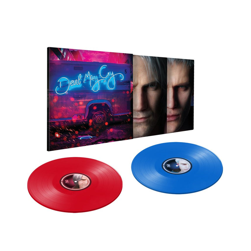 Devil May Cry 5 (Deluxe Double Vinyl) 4