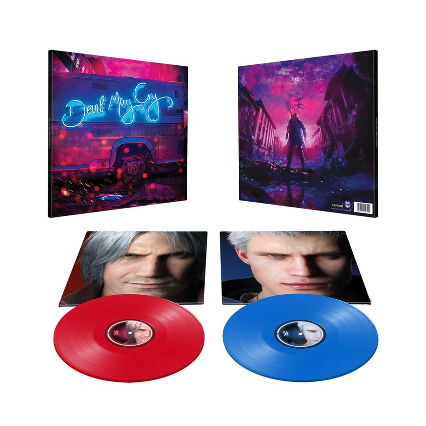 Devil May Cry 5 (Deluxe Double Vinyl) 3
