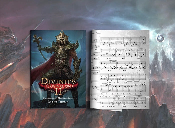 Divinity Original Sin 2 Soundtrack
