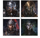Divinity Original Sin 2 Soundtrack vinyl sleeves