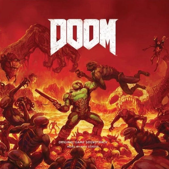 Doom Vinyl Soundtrack 2xLP