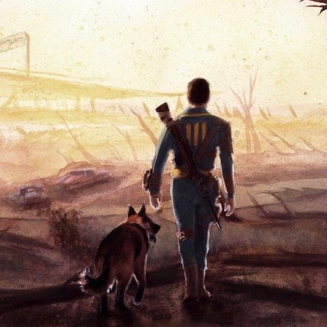 Art from Fallout 4