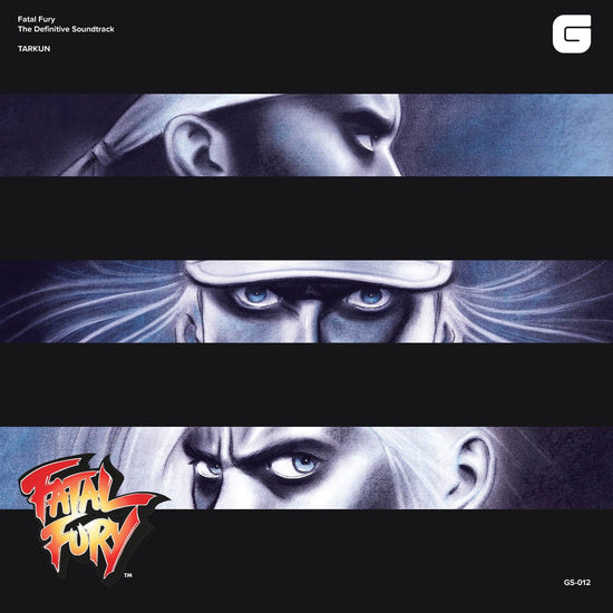 Fatal Fury - The Definitive Soundtrack 2xLP