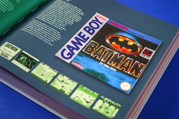 Game Boy: The Box Art Collection