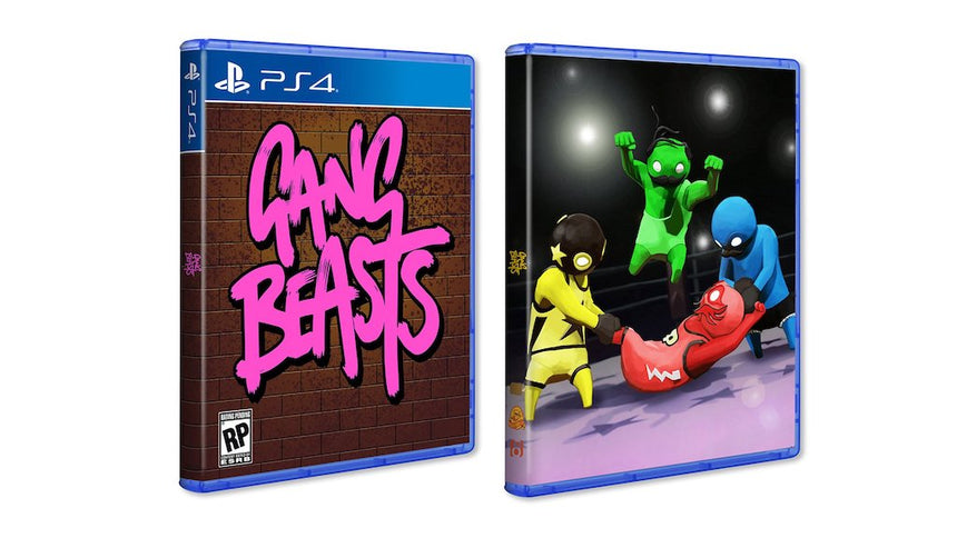 Gang Beasts PS4 Physical Game 3