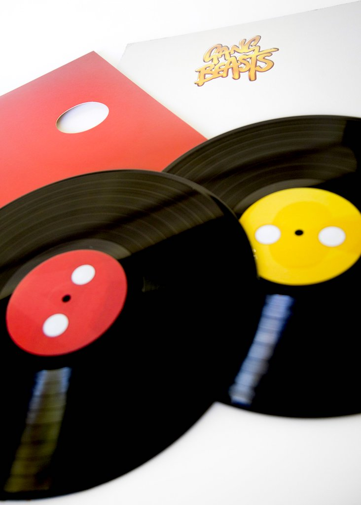 Gang Beasts Vinyl Soundtrack 3