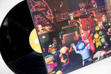 Gang Beasts Vinyl Soundtrack inner gatefold art