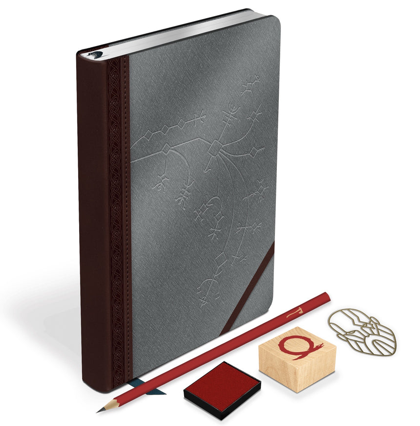 God of War Notebook - Collector's Edition