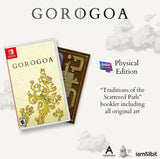 Gorogoa Nintendo Switch Physical Edition
