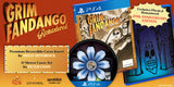 Grim Fandango PS4 Physical Game