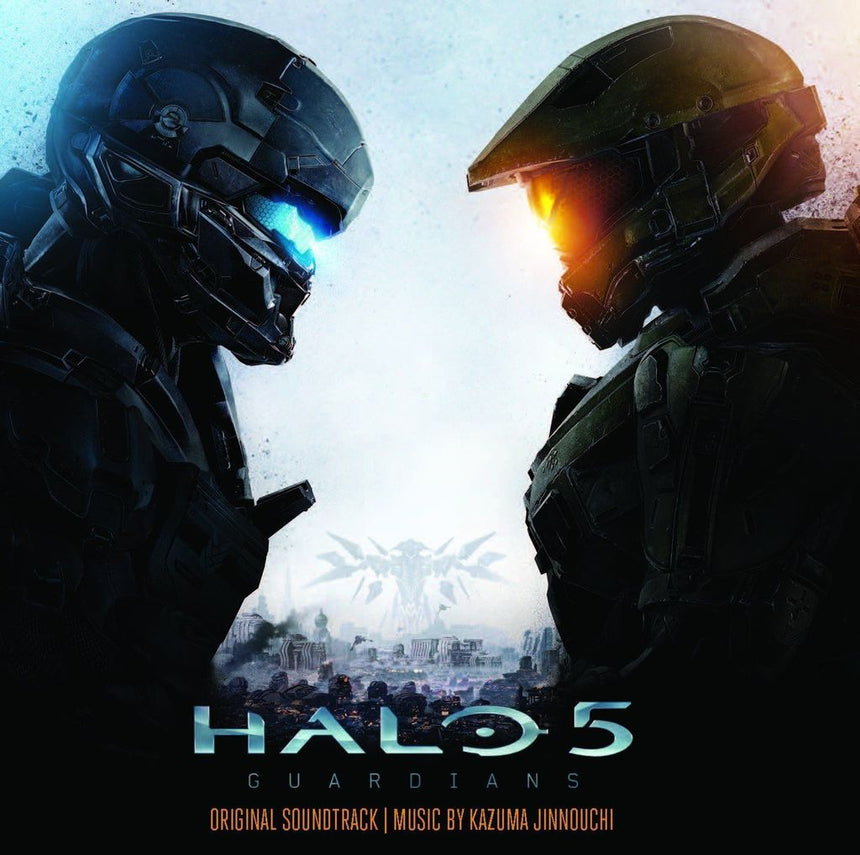 Halo 5 - Guardians Vinyl Record Soundtrack