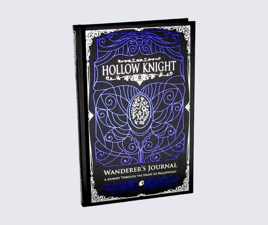 Hollow Knight Wanderer's Journal