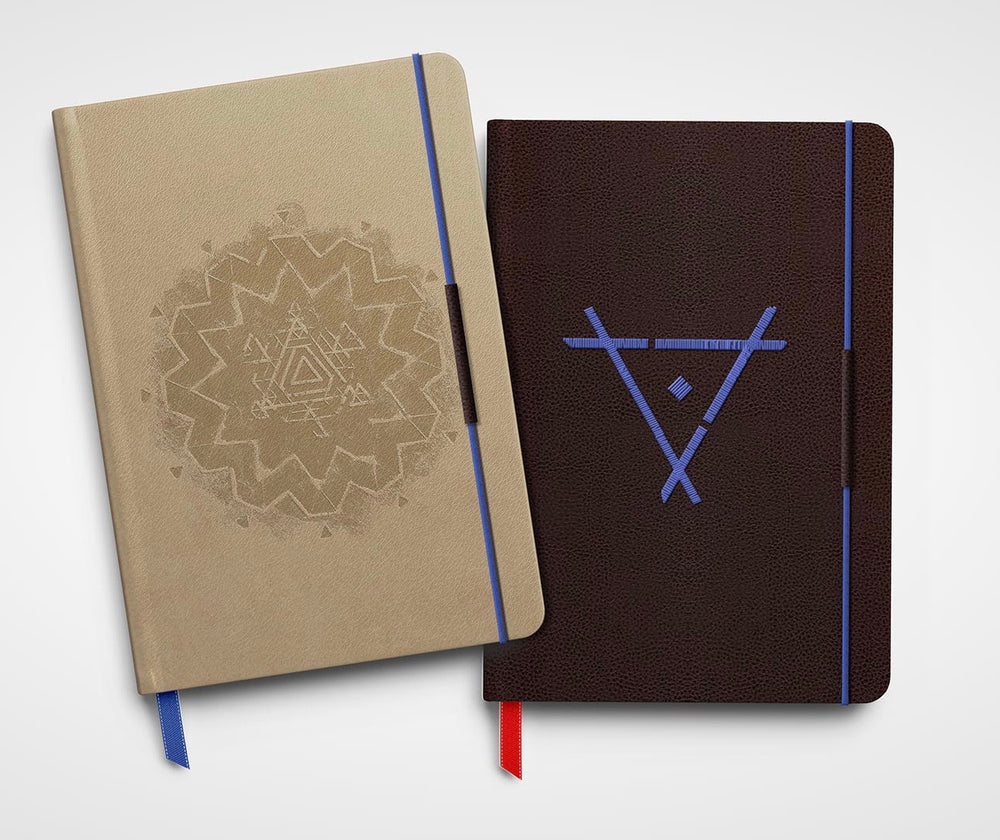 Horizon Zero Dawn Notebook Collector's Edition 2 notebooks