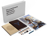 Horizon Zero Dawn Notebook Collector's Edition Box Set