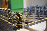 zelda chess board set up