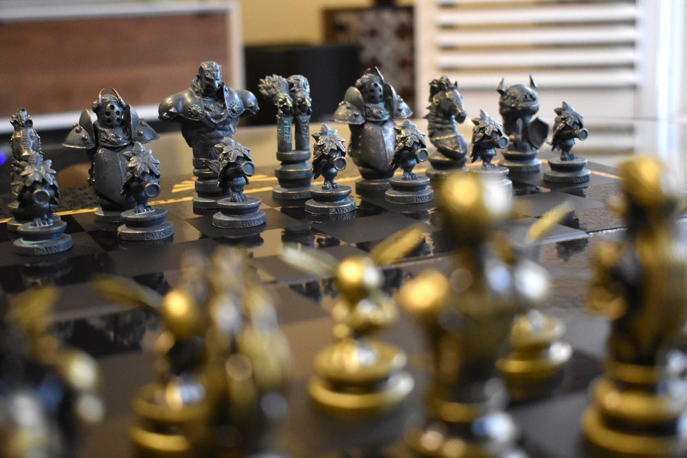 The Legend of Zelda: Collector's Edition Chess Set