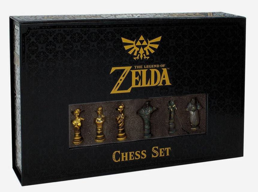 Legend of Zelda Collector's Chess Set