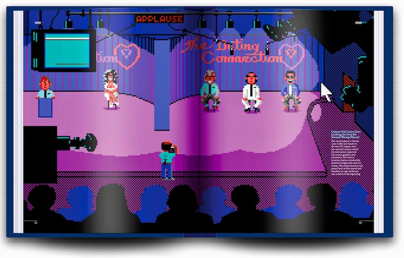Leisure Suit Larry Dating connection