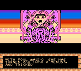 Little Medusa NES Video Game