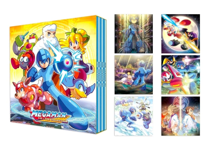 Mega Man™ 1-11: The Collection (Limited Edition 6xLP Boxset)