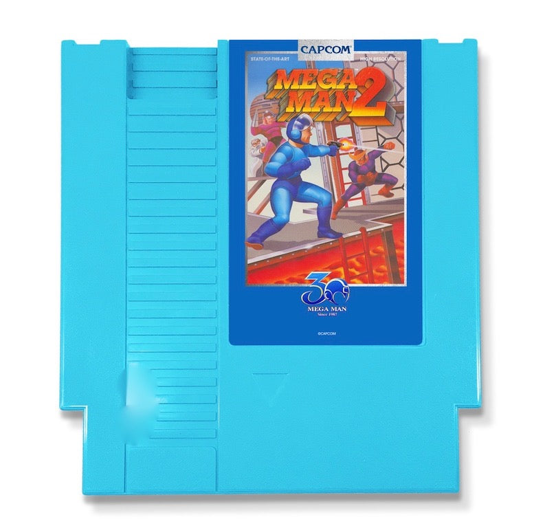 Mega Man 2 - 30th Anniversary Classic Cartridge 4