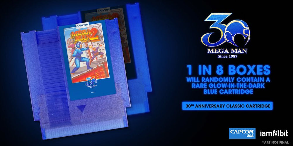 Mega Man 2 - 30th Anniversary Classic Cartridge 6