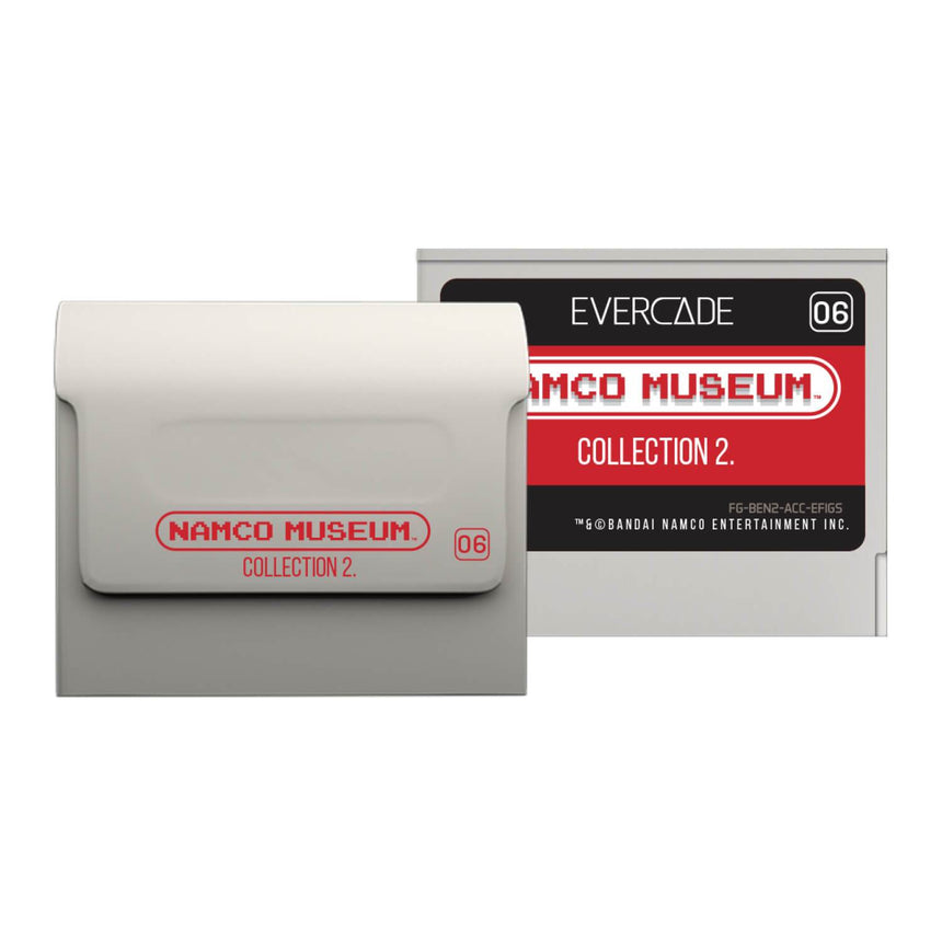 Namco Museum Collection 2 - Evercade Cartridge