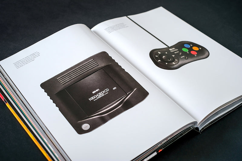 NeoGeo a visual history NeoGeo CD