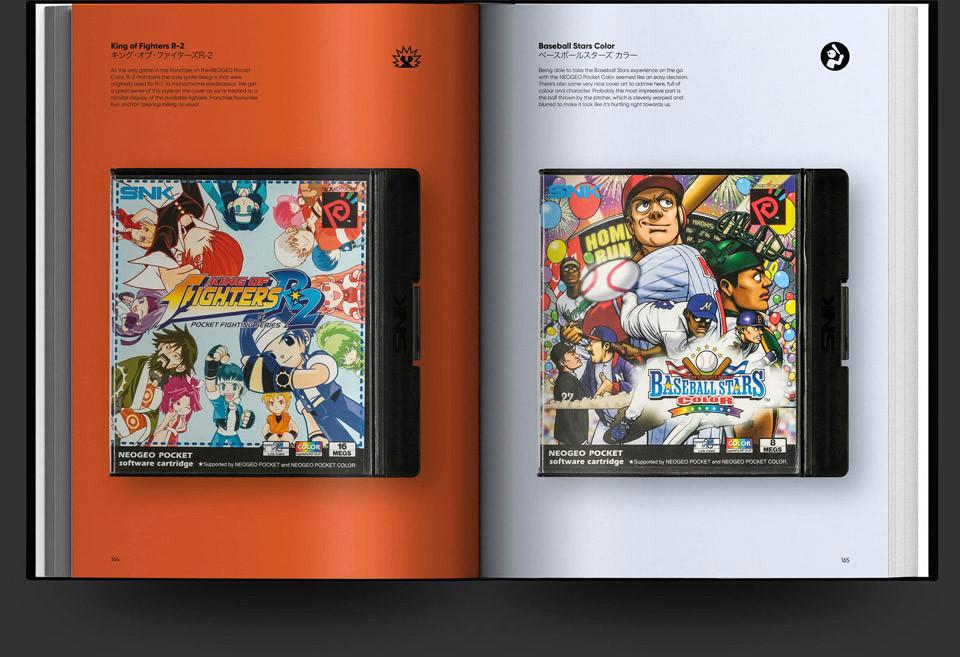 NeoGeo a visual history box art
