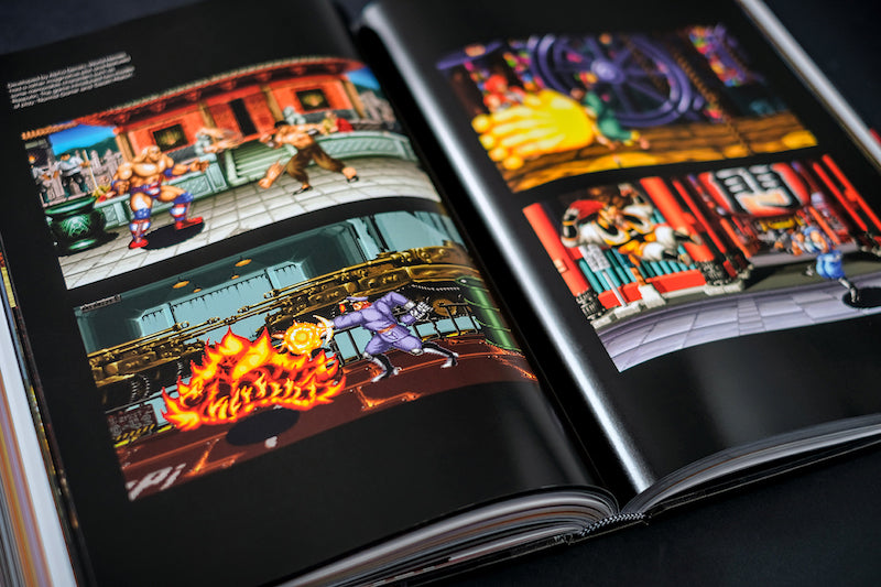 NeoGeo a visual history games