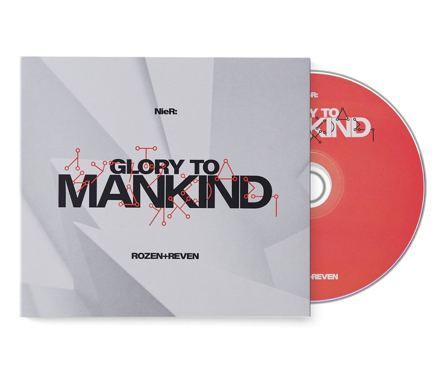 NieR: Glory to Mankind (Compact Disc)