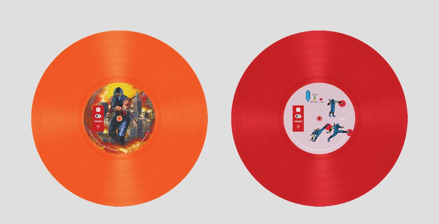 Ninja Gaiden The Definitive Soundtrack Vol. 1 Coloured Vinyls