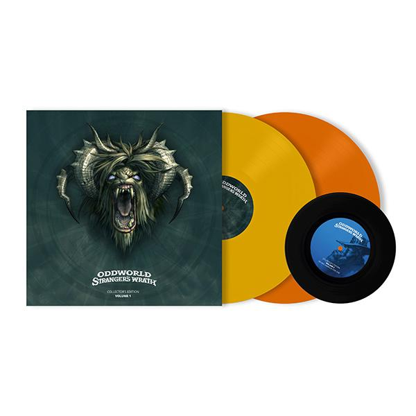 Oddworld Stranger's Wrath (Official Soundtrack) Coloured Vinyl