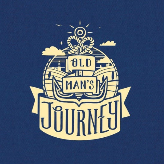 Old Man's Journey Soundtrack LP Cover