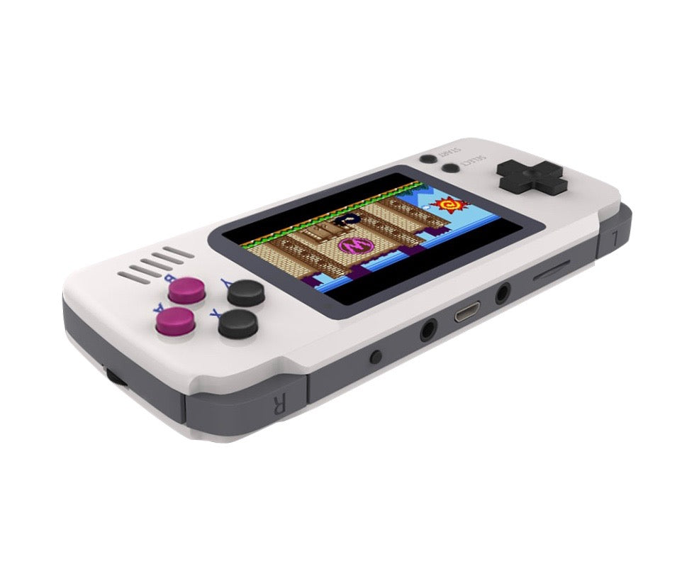 POCKETGO RETRO CONSOLE 2