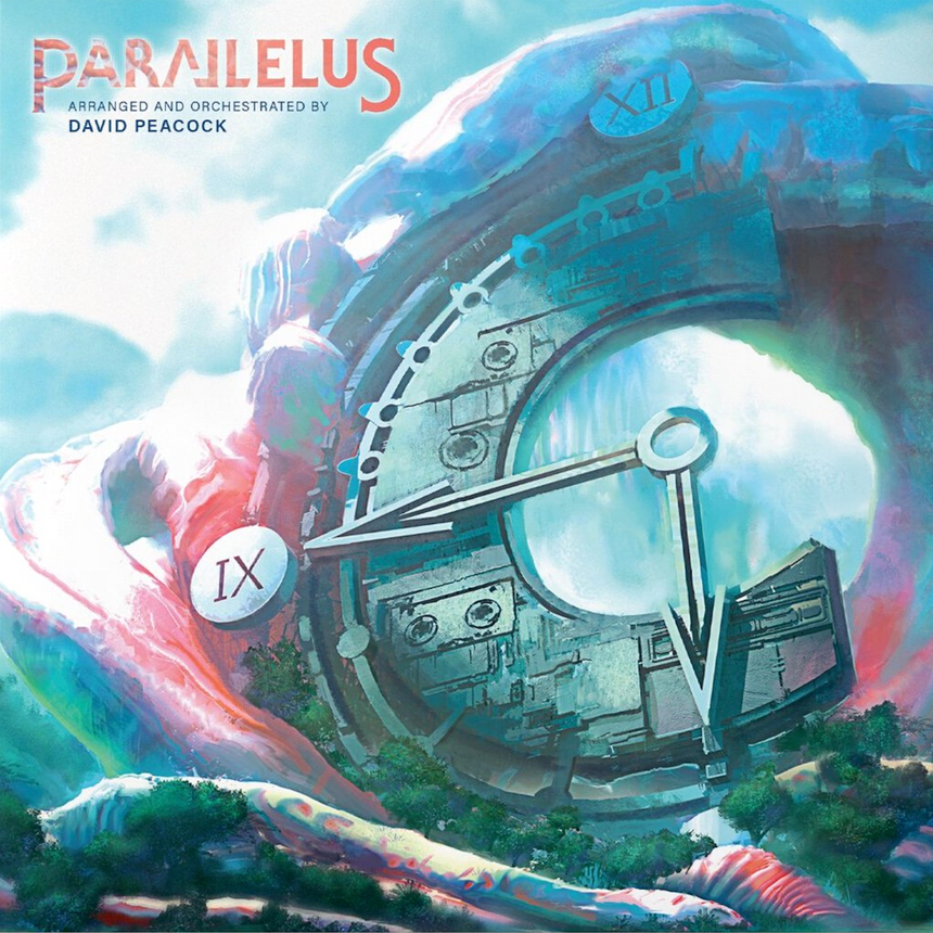 Parallelus Vinyl Soundtrack