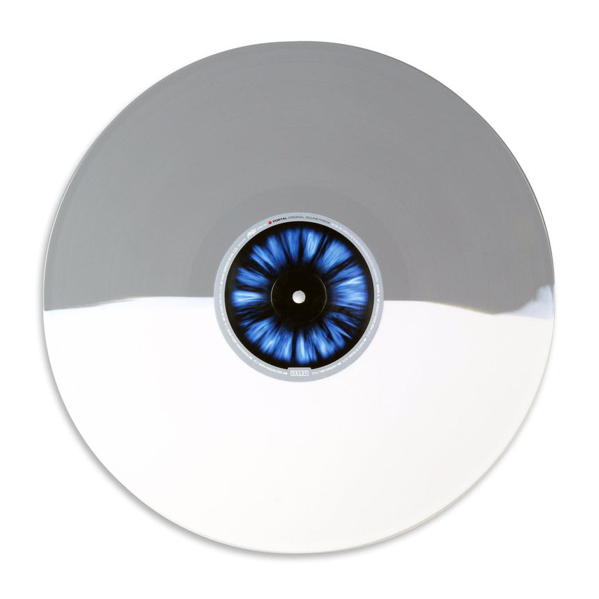 Portal Soundtrack Coloured Vinyl