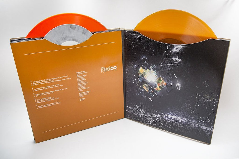 Rez Infinite Vinyl Soundtrack
